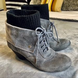 Merrell Fold-over Sock Booties
